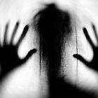 Ghost with big hands by Anki Hoglund