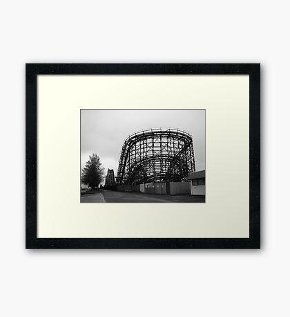 Coaster 5 Framed Print