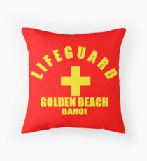 The Most Dangerous Job In The World Throw Pillow