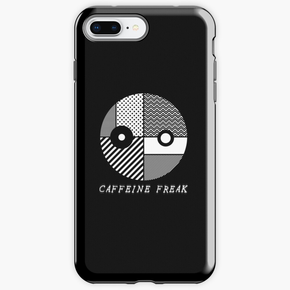 Caffeine Freak iPhone Case & Cover