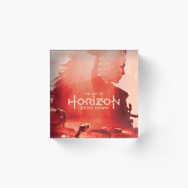 Horizon Zero Dawn Acrylic Block
