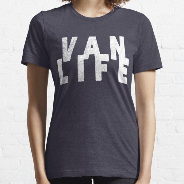 Van Life T-shirt Tee Shirt Top High Quality print unisex Fit