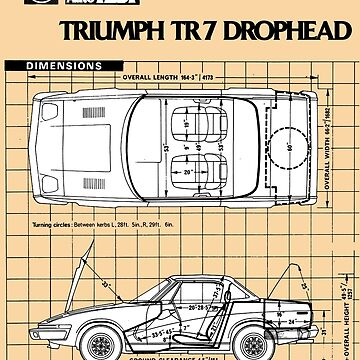 TRIUMPH TR7 by ThrowbackMotors