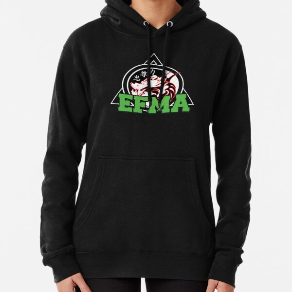 Exclusive Fitness & Martial Arts EFMA Pullover Hoodie