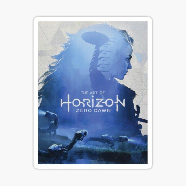 Horizon Zero Dawn Pegatina