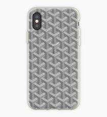 goyard pillows silver iPhone Case