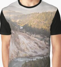 Yellowstone National Park Graphic T-Shirt