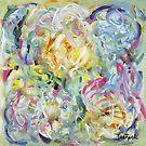 Modern Art Thirty-Seven by Lynne Taetzsch