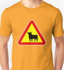 """Danger! """"Toro"""" Unisex T-Shirt"""