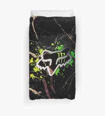 fox racing collage duvet Duvet Cover