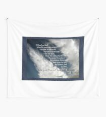 How great Thou art! Wall Tapestry