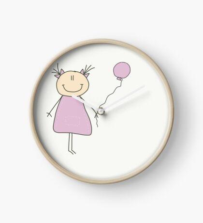 Mädchen Uhr