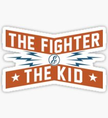 Fighter and the Kid Sticker