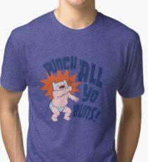 Finn The Human. Tri-blend T-Shirt