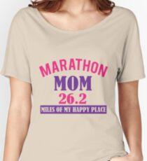 Marathon Mom 26.2 Women's Relaxed Fit T-Shirt