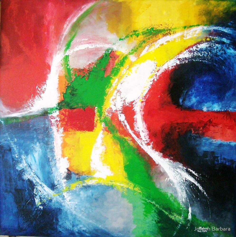 Abstact 4 by Joseph Barbara