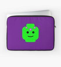 Brick Brainy Villain Laptop Sleeve