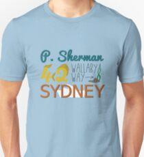 P. Sherman 42 Wallaby Way Sydney Unisex T-Shirt