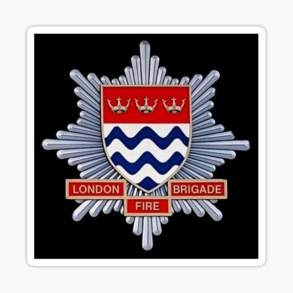 London Fire Brigade Sticker