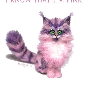I know that I´m pink... von maysi