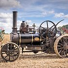 The Steam Plough by JEZ22