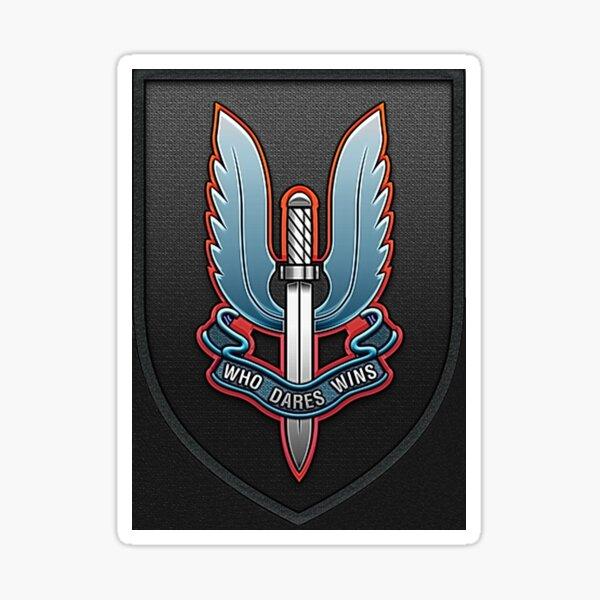 SAS Sticker