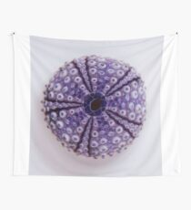 purple urchin I Wall Tapestry