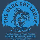 The Blue Cat Lodge by pufahl
