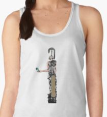 Armor and the Rose Women's Tank Top