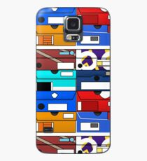 Sneaker head Case/Skin for Samsung Galaxy