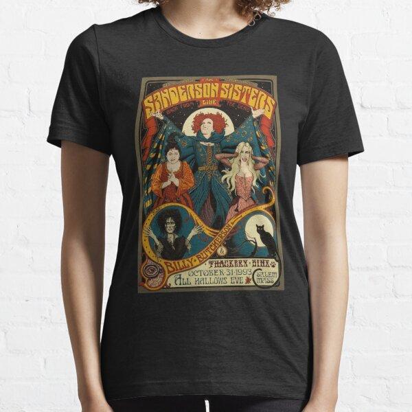 Sanderson Sisters Essential T-Shirt
