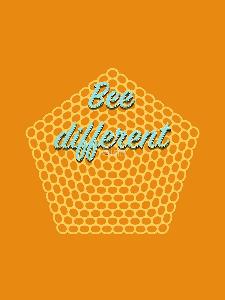 Bee different by Girih