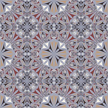 oriental pattern by Camicreations11