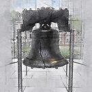 Liberty Bell by mrthink