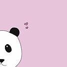 Panda Love von Simone Abelmann