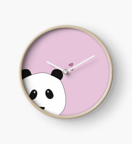 Panda Love Uhr
