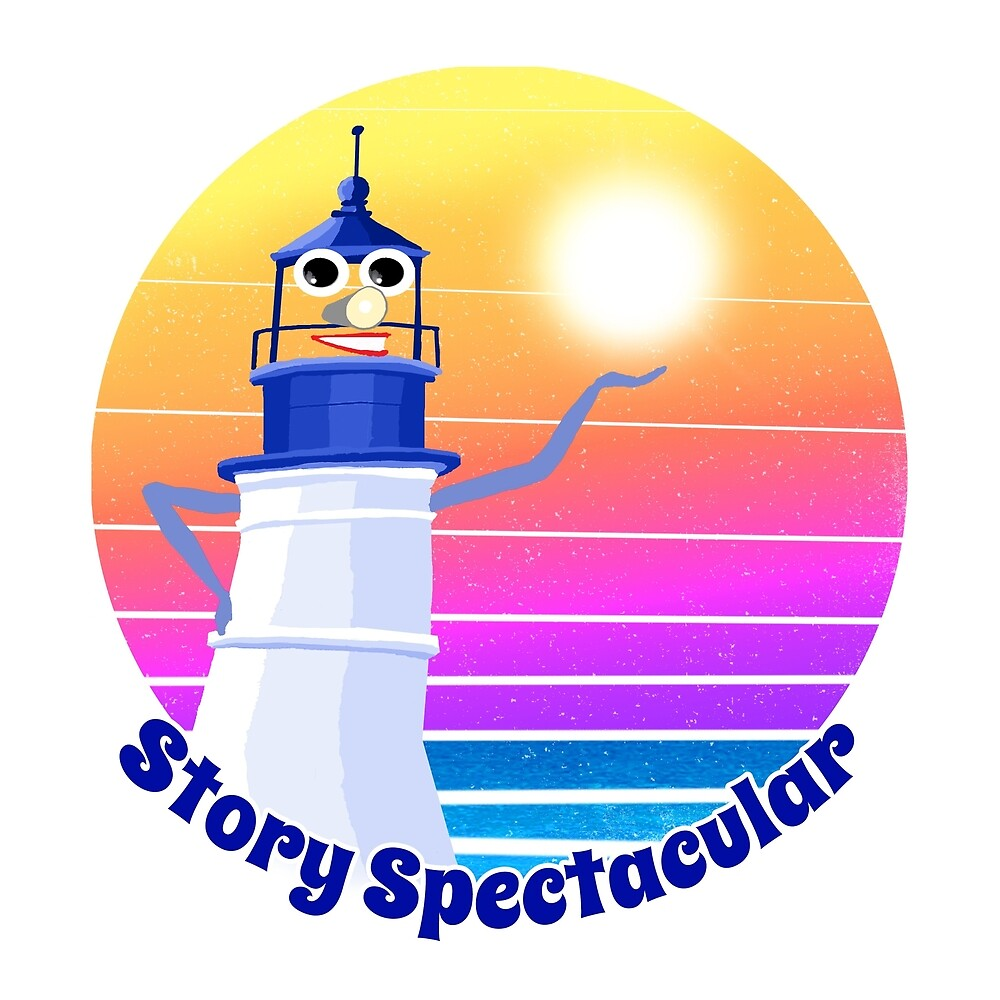 """Lawrence the Lighthouse"" Story Spectacular Kid's Podcast- Portland Maine by Storytacular by Storytacular"