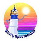 """""""Lawrence the Lighthouse"""" Story Spectacular Kid's Podcast- Portland Maine by Storytacular by Storytacular"""