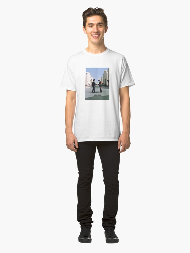 Alternate view of wish you were here Classic T-Shirt