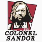 Colonel Sandor by unheles