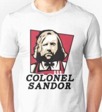 Colonel Sandor Unisex T-Shirt