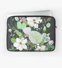 Floral Forest Laptop Sleeve