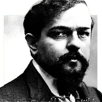 Claude Debussy: Moonlight by opngoo