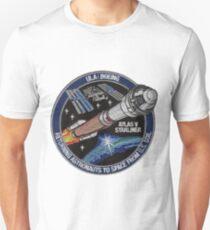 ULA & Boeing Starliner Logo Unisex T-Shirt