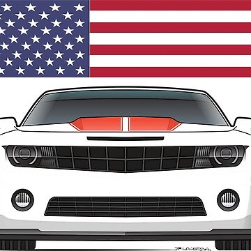 10-13 FLAG ORANGE STRIPE by JRLacerda