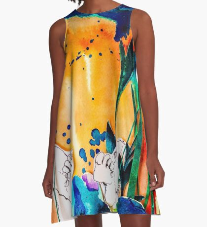 BAANTAL / Pollinate / Evolution #9 A-Line Dress