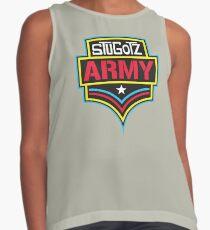 Stugotz Army Sleeveless Top
