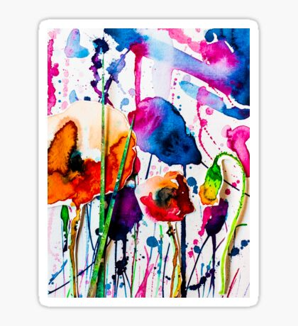 BAANTAL / Pollinate / Evolution #10 Glossy Sticker