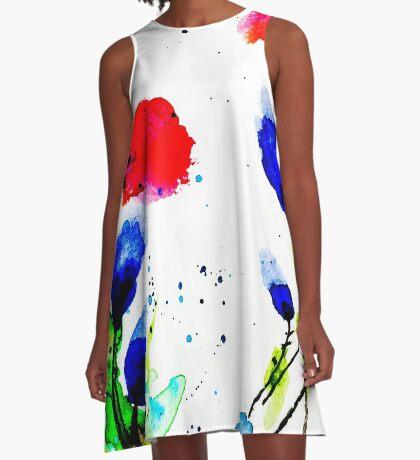 BAANTAL / Pollinate / Evolution #11 A-Line Dress