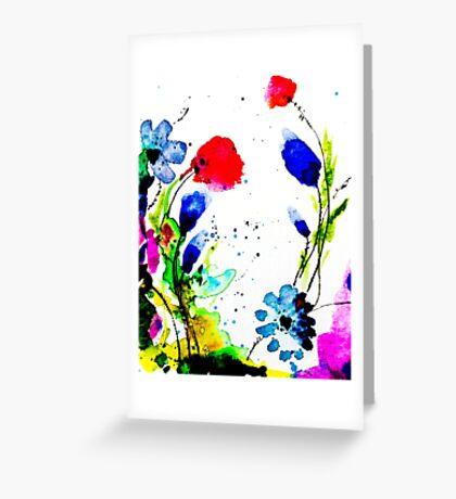 BAANTAL / Pollinate / Evolution #11 Greeting Card